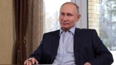 Путин с първи коментар: Не притежавам дворец, опитват се да промиват мозъци