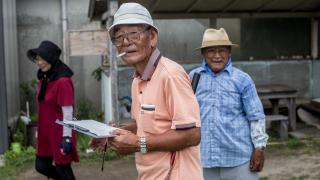 Японските пенсионери стават престъпници, за да преживяват по-лесно