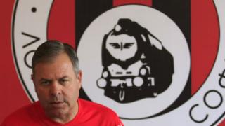 Стефан Генов ще е новият треньор на Черно море?