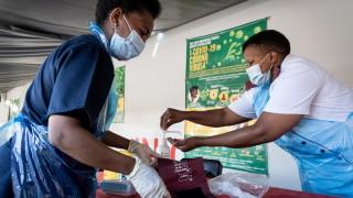 Африка отчита спад на заболеваемостта от COVID-19