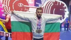 Първите медалисти от Европейското по вдигане на тежести се прибират утре
