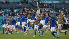 """Италия спечели група """"А"""" след три от три и чака Украйна или Австрия"""