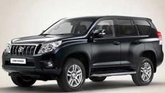 Toyota представя новия Land Cruiser