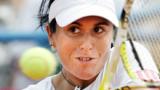 WTA Страсбург: Анабел Медина Гаригес - Амели Моресмо 6:4, 4:6, 6:4