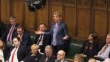 Британски депутати внасят предложение за отлагане на Брекзит