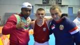 Кирил Русинов на финал в Испания