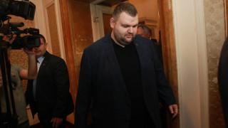 Пеевски дойде в парламента в деня на консултациите за субсидиите