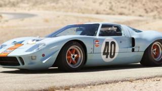 Колата на Стив Маккуин стана най-скъпата, продадена на търг