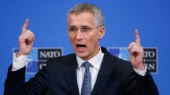 Столтенберг пред Полша, Естония, Латвия и Литва: НАТО е готов да възпре всяка агресия