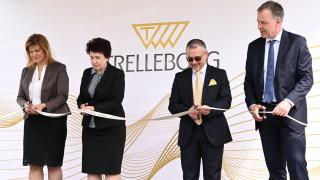 Trelleborg вложи €4 милиона в нова сграда в Перник и открива 60 работни места