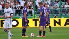 Александър Колев с нови два гола за Сандеция