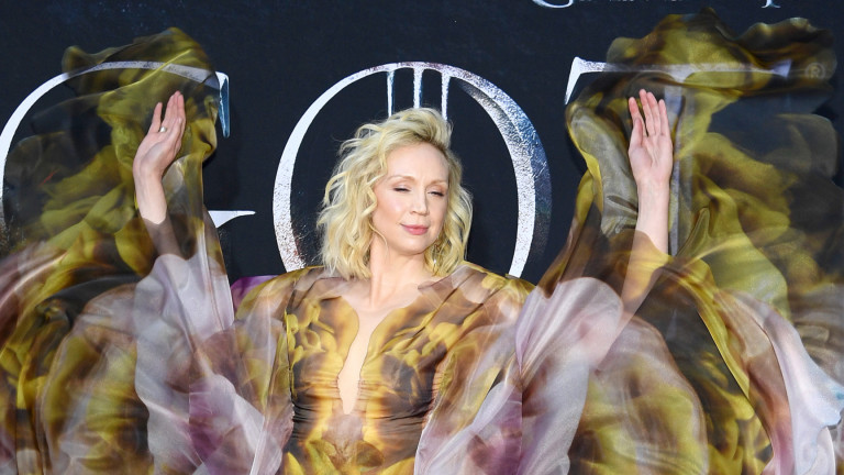 Как Гуендолин Кристи шокира Critics' Choice Awards
