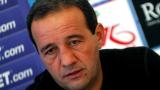 Гецата: Половината от Левски не могат да подават с вътрешната част на ходилото