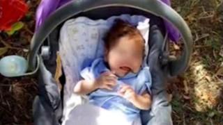 До дни решават дали да върнат изоставеното бебе на майка му