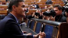 Испания не прокара бюджета, отива към избори