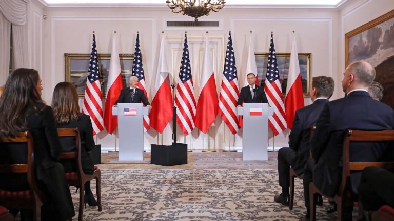 Полша купи от САЩ нови оръжия - News.bg