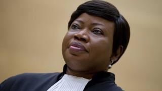 Шефът на Международния наказателен съд изригна срещу Тръмп