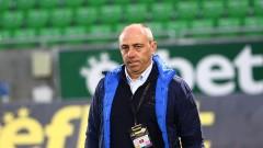 Илиан Илиев: Когато си водил в резултата почти до края на мача, има за какво да съжаляваш