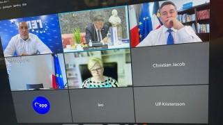 Борисов се изтъква с арестувани руски шпиони и брой ваксинирани пред ЕНП