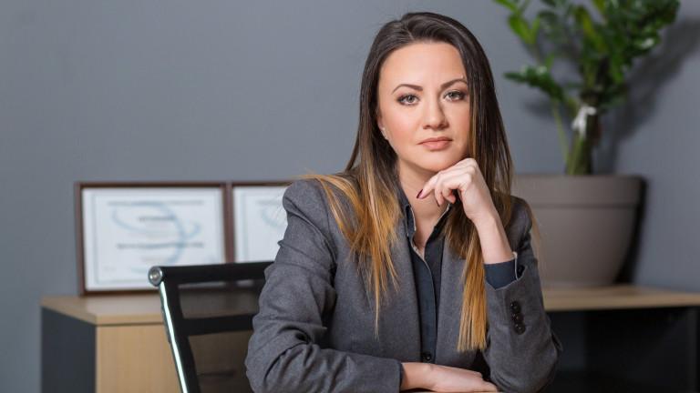 Снимка: Лилия Димитрова e новият главен изпълнителен директор на Фронтекс