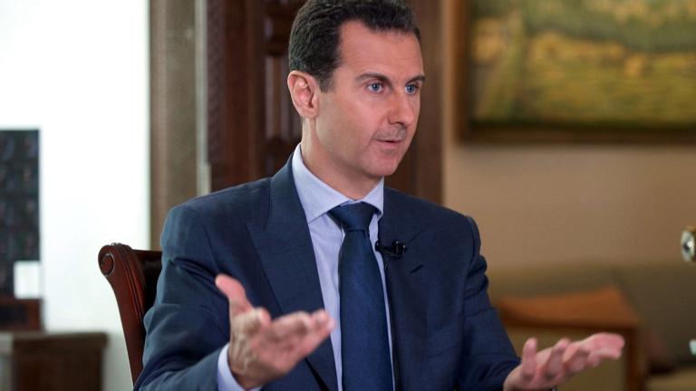 """Тръмп първоначално бил """"обещаващ"""" за Асад, вече е разочарован от него"""