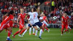 Завършиха квалификационните групи за дамския футболен Мондиал 2019