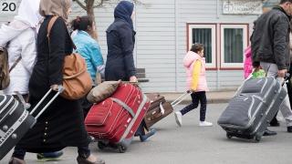 Заловиха осем мигранти в добричкото село Крушари