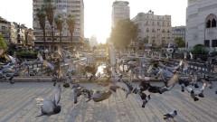 Двама загинали и 19 ранени при обстрел в центъра на Дамаск