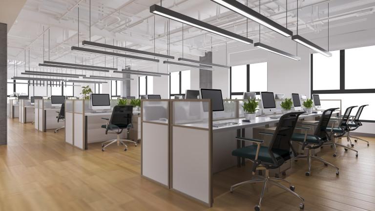 Пандемията и дистанционната работа ще изтрият 20-30% от търсенето на офиси в София
