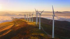 Amazon откри най-голямата си вятърна електроцентрала