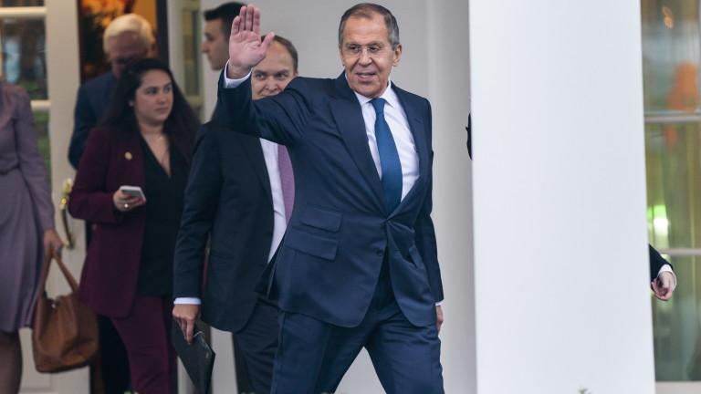 Лавров: Тръмп не е решил за посещение в Русия