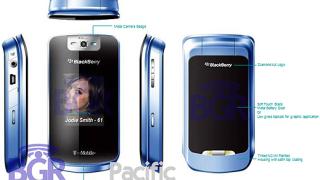 Изтекоха снимки на първия флип BlackBerry (галерия)