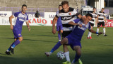 Етър - Локомотив (Пловдив) 1:3, гол на Минчев
