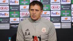 Бруно Акрапович за ТОПСПОРТ: Щеше да е заслужено ЦСКА да вземе поне точка срещу Йънг Бойс