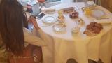 Моника Валериева закусва полугола в Париж