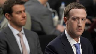 Facebook нямал нищо против да плаща по-високи данъци в Европа