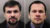 Лондон се закани да залови заподозрените за атаката срещу Скрипал, ако напуснат Русия