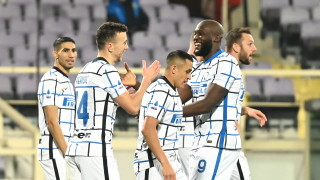 """Интер отново се изкачи на върха в Серия """"А"""""""