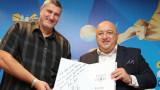 Кралев уважи Любо Ганев и представянето на книгата му