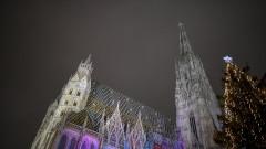 """Бомбена заплаха евакуира катедралата """"Св. Стефан"""" в центъра на Виена"""
