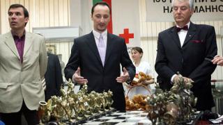 Веско Топалов загуби от Ананд