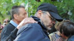 Властта спаси Чавдар Янев от самозапалване