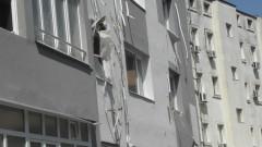 Община Карнобат да се погрижи за протекъл при саниране блок, наредиха от МРРБ