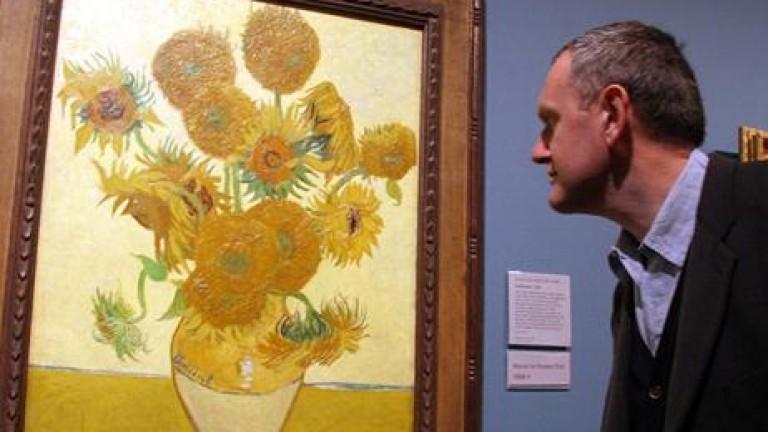 За първи път събират слънчогледите на Ван Гог