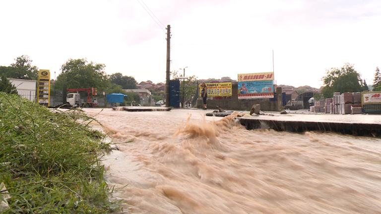 Мощни бури и градушки в Централна и Източна България