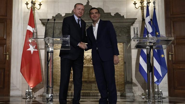 Гърция иска да отвори нова глава в отношенията с Турция