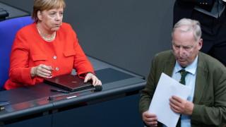 Нажежен дебат в Бундестага за случая в Кемниц