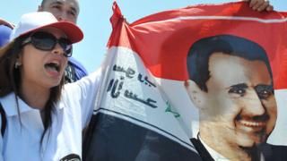 Сирийското духовенство също подкрепи протестите