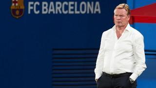 Куман: Не съм ядосан от финансовите затруднения на Барселона