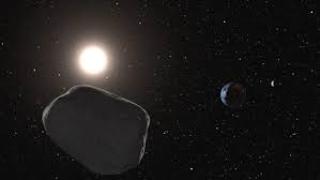 Астероид минава много близо до Земята